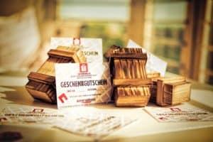 Exit Game Gutscheinboxen als tolle Geschenkidee